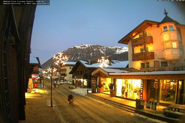 LIVIGNO, Webcam