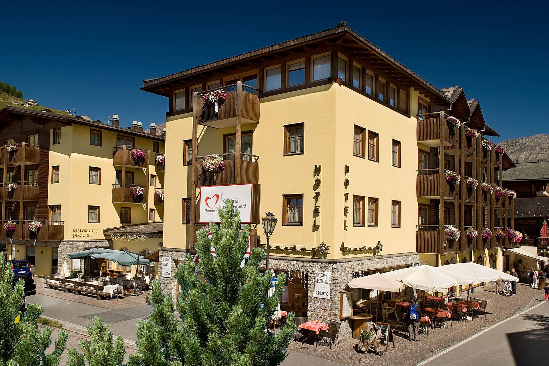 hotel touring livigno official site hotel in livigno with swimming
